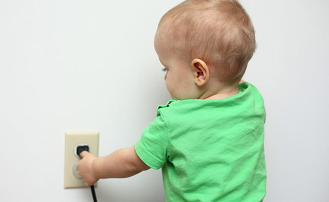 11 Tips for Keeping Toddlers Safe from Electricity